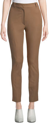 Joseph Zoom Gabardine Straight-Leg Trousers