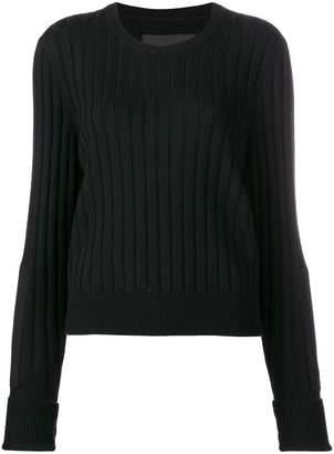 Neil Barrett basic knit jumper