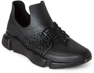 N. Henry Ferrera Black Luna Rain Sneakers