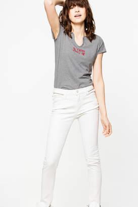 Zadig & Voltaire Saint Valentin T-Shirt
