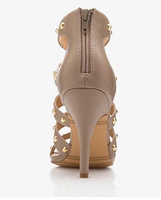 Forever 21 Studded Gladiator Sandals