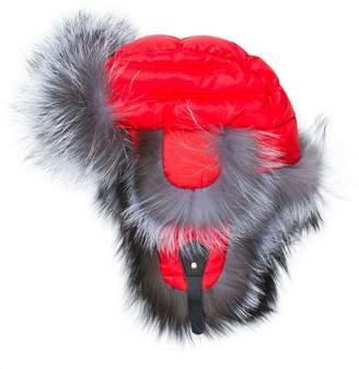 Liska face covering winter hat