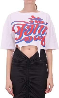 Faith Connexion White T-shirt