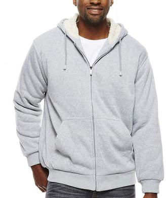 Asstd National Brand Sherpa-Lined Hoodie Jacket
