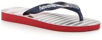 Havaianas Unisex Usa Stripe Flip-Flops