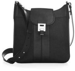 Michael Kors Bandcroft Leather Crossbody Bag