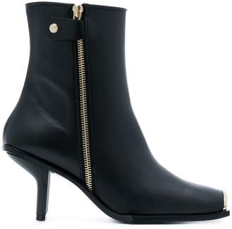 Stella McCartney square toe ankle boots