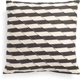 20x20 Ryder Pleated Pillow