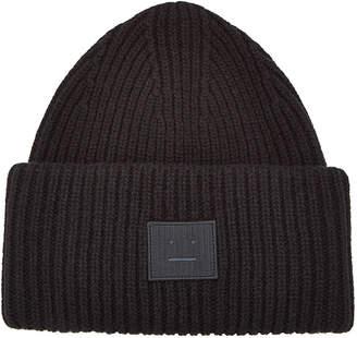 Acne Studios Pansy N Face Wool Hat