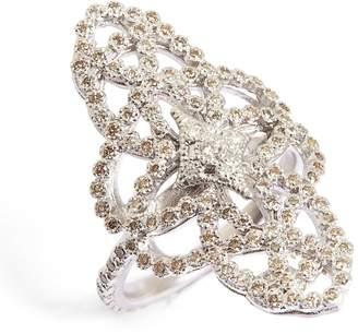 Armenta New World Crivelli Eternity Diamond Ring