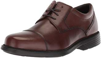 Rockport Men's City Stride Cap Toe Oxford- -