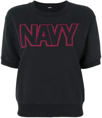 Jil Sander Navy Navy sweatshirt