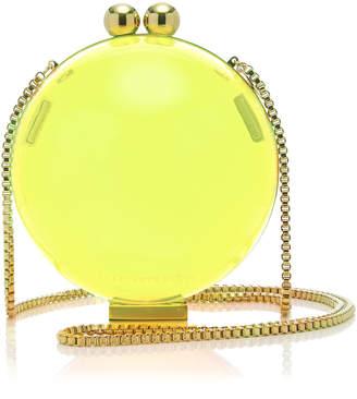 Marzook x Sofia Richie Lucid Classic Neon Plexiglass Orb Bag