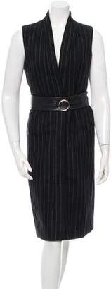 Veda Belted Wool Dress w/ Tags