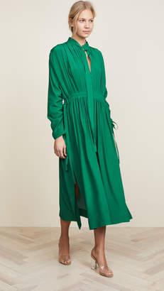 Cédric Charlier Long Shirt Dress
