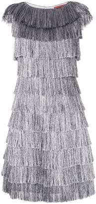 Missoni fringed dress