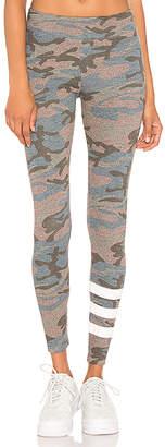 Sundry Camo Yoga Pant