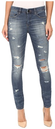 Blank NYC Denim Distressed Skinny in So Called Life $88 thestylecure.com