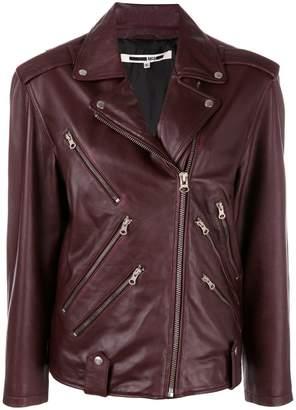McQ multi-zip biker jacket