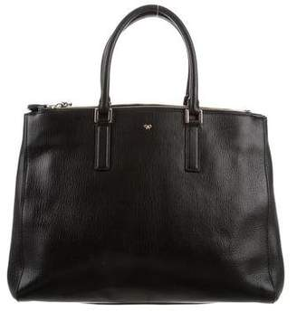 Anya Hindmarch Leather Huxley Bag