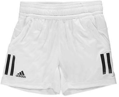Kids Boys Club Shorts Junior Performance Pants Trousers Bottoms