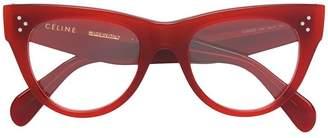 Celine cat eye glasses