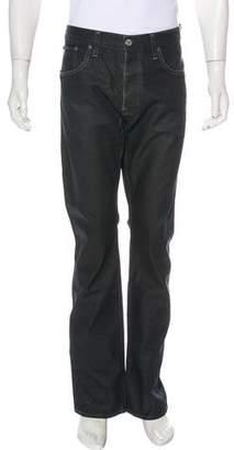G Star 3301 Straight-Leg Jeans