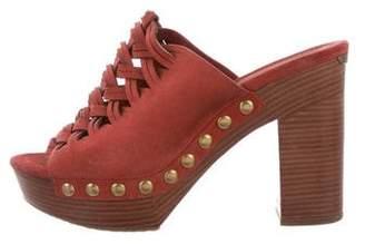 MICHAEL Michael Kors Westley Woven Sandals