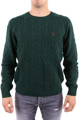 Ralph Lauren Wool And Cashmere Pullover