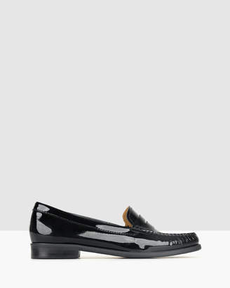 Airflex Eton Patent Leather Loafers