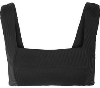 Fella - Franco Textured Bikini Top - Black