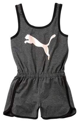 Puma Cat Romper (Big Girls)
