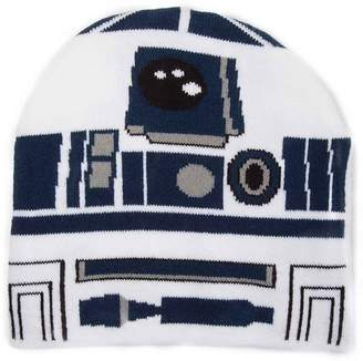 d42c003c6a2 Star Wars Merch Beanie Hat R2d2 Robot Last Jedi New Official