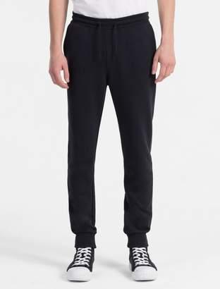 Calvin Klein slim fit cotton blend sweatpants