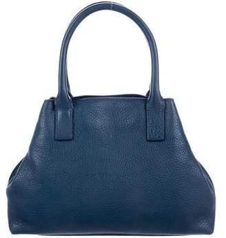 Akris Pebbled Leather AI Bag