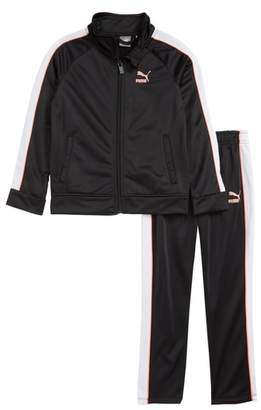 Puma Track Jacket and Pant Set