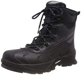 Columbia Men's Hiking Shoes, Waterproof, BUGABOOT PLUS IV OMNI-HEAT,Size: 8