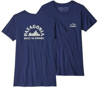 Patagonia Women's Geologers Organic Cotton Crew T-Shirt