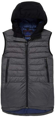 Scotch & Soda Bodywarmer Hooded Vest