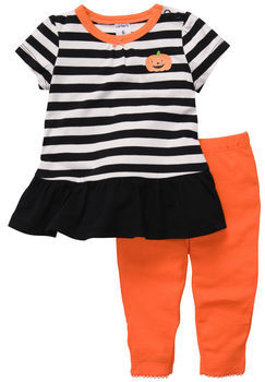 Carter's 2-Piece Halloween Legging Set