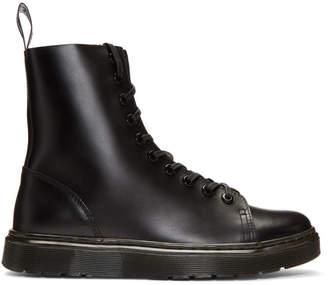 Dr. Martens Black Zaniel Boots