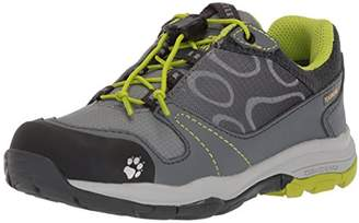 Jack Wolfskin Boys' Akka Texapore Low B Hiking Shoe