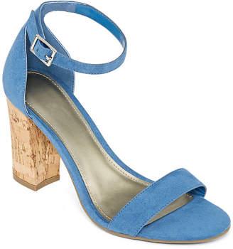 WORTHINGTON Worthington Womens Beckwith Heeled Sandals