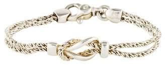 Tiffany & Co. Love Knot Rope Bracelet