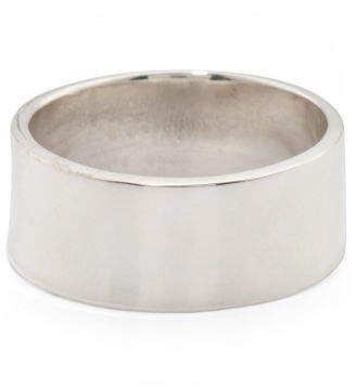 Men's Made In Mexico Sterling Silver Band Ring