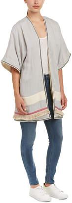 Stevie May Take Cover Kimono