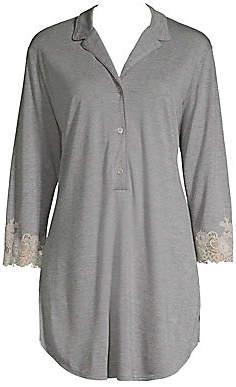 Natori Women's Lux Shangri-La Sleepshirt