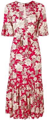 La DoubleJ Curly Swing Lilium dress