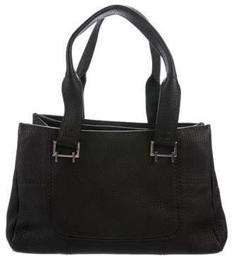 VBH Milano Leather Shoulder Bag