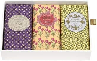 Claus Porto Classico Gift Box 3x150 g Soap (8741 Chic Lavandre)